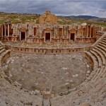 Jerash stadium