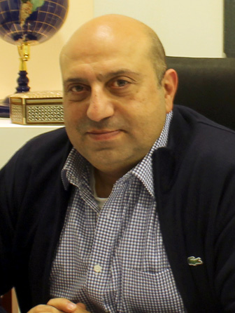 Rashid abu hanna portrait